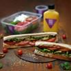 ساندویچ ها و اسنک ها