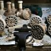 خراطی (ساخت ظروف چوبی - تسبیح سازی)