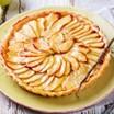 پای سیب و آناناس