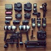 تجهیزات جانبی دوربین