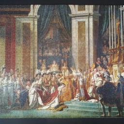 پازل تاجگذاری ناپلئون