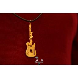 گردن آویز گیتار الکترونیک
