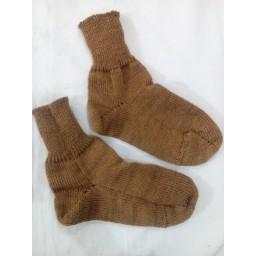 جوراب پشم شتر طبیعی