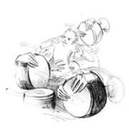 آموزش دف و تنبک برای بانوان