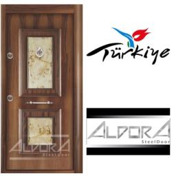 درب ضد سرقت ترکیه تولید شرکت الورا درب کد s-104
