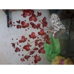 گلهای مصنوعی و کریستالی