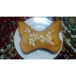 کیک یزدی مخصوص(پروانه ای)