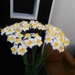 گلهای فومی زیبا