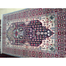 فرش دستباف کرک و ابریشم 2
