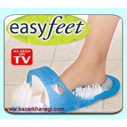دمپایی شوینده پا easy feet
