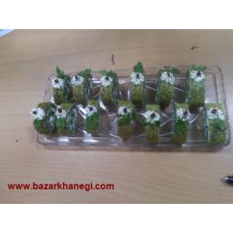 کوکو سبزی رولتی