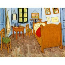 تابلو اتاق خواب Vincent's Bedroom in Arles