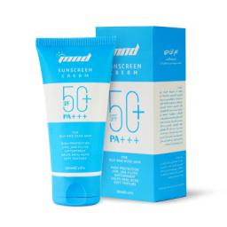 ضدآفتاب مناسب پوست چرب و جوشدار SPF50+
