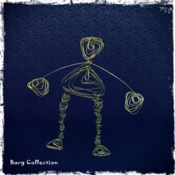 مجسمه سیمی Human