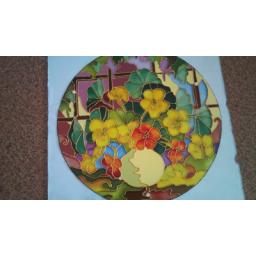 نقاشی روی شیشه - ویترای کد 2