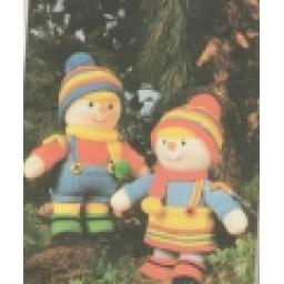 عروسک دوقلوها