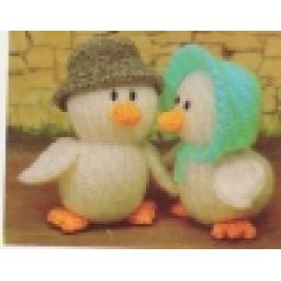 عروسک والدین اردکها