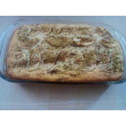کیک سیب و دارچین  (با عطر و طعم بی نظیر دارچین)