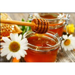 عسل طبیعی آویشن و گون