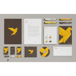 طراحی ست اداری، لوگو، کارت ویزیت