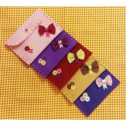 کیف پول نمدی با رنگبندی