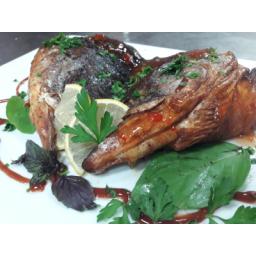 ماهی کبابی و سرخ کردن با روش فوقالعاده کاملا تخصصی