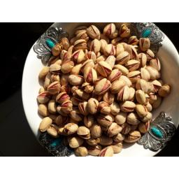 پسته کله قوچی شور تنوری از نوع دست چین صادراتی