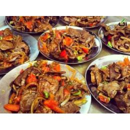 غذای سنتی تبریز.جزبزیا جغول بغول