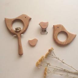 اکسسوری چوبی نوزاد