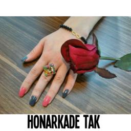 انگشتر با سنگهای رنگارنگ