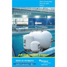 فیلتر شنی تصفیه EMAUX مدل MFS31