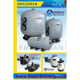 فیلتر شنی تصفیه  EMAUX مدل P700