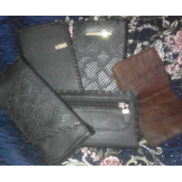 کیف پول چرم مصنوعی مردانه و زنانه