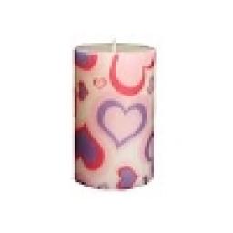 شمع دکوپاژ