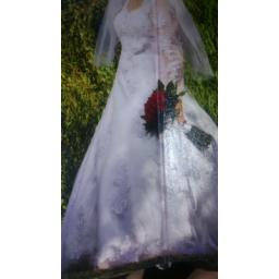 اجاره لباس عروس سایز 42-44
