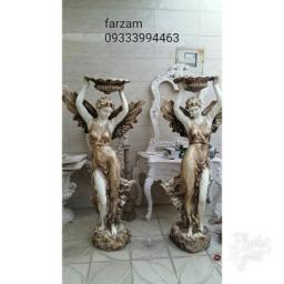 مجسمه فایبرگلاس | مجسمه پلی استر
