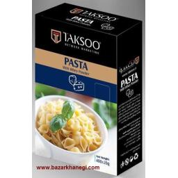 پاستا غنی شده با پودر آب پنیر