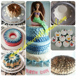 پک کیک و دسر نورا