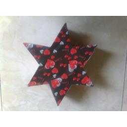 جعبه هدیه ستاره