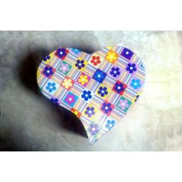 جعبه هدیه قلب