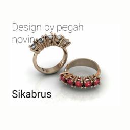 آموزش طراحی جواهر با نرم افزار متریکس