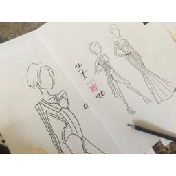 طراحی لباس و کفش