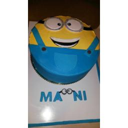 کیک minion