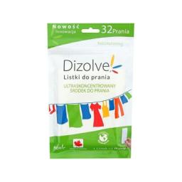 دیزالو ( شوینده بجای پودر ماشین لباسشویی )