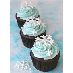 کاپ کیک های متناسب با تم جشن تولد