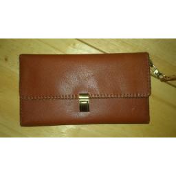 کیف مدارک مردانه.چرم بز
