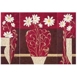 تابلوی گل داوودی (9)