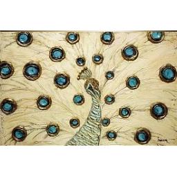 تابلوی طاووس برجسته (16)