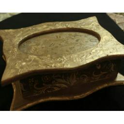 جعبه جواهرات پتینه کاری