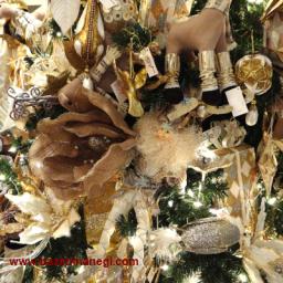 تابلو عکس درخت کریسمس